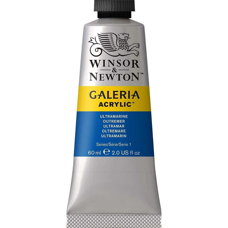 Winsor & Newton Galeria Acrylic Color Tube, 60ml