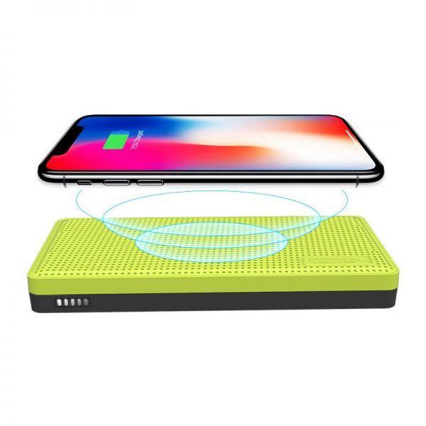 Wireless Power Bank 10000mAh