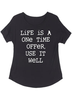 One Time Offer Tee