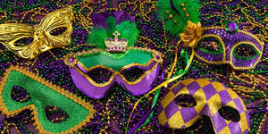 Re-purposing Mardi Gras
