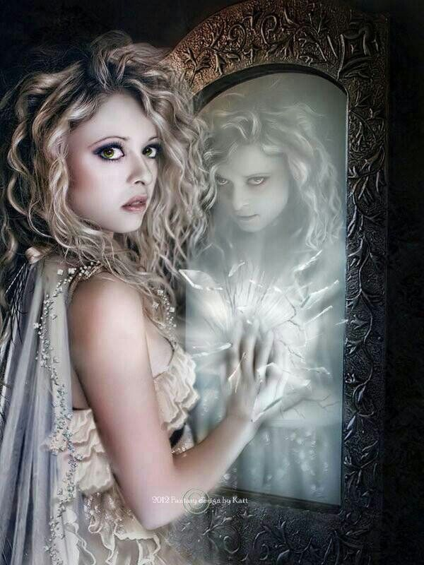 People are Mirrors That Reveal Our Shadows