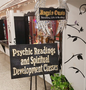 Psychic Medium Readings, Spiritually Themed Gifts, Psychic