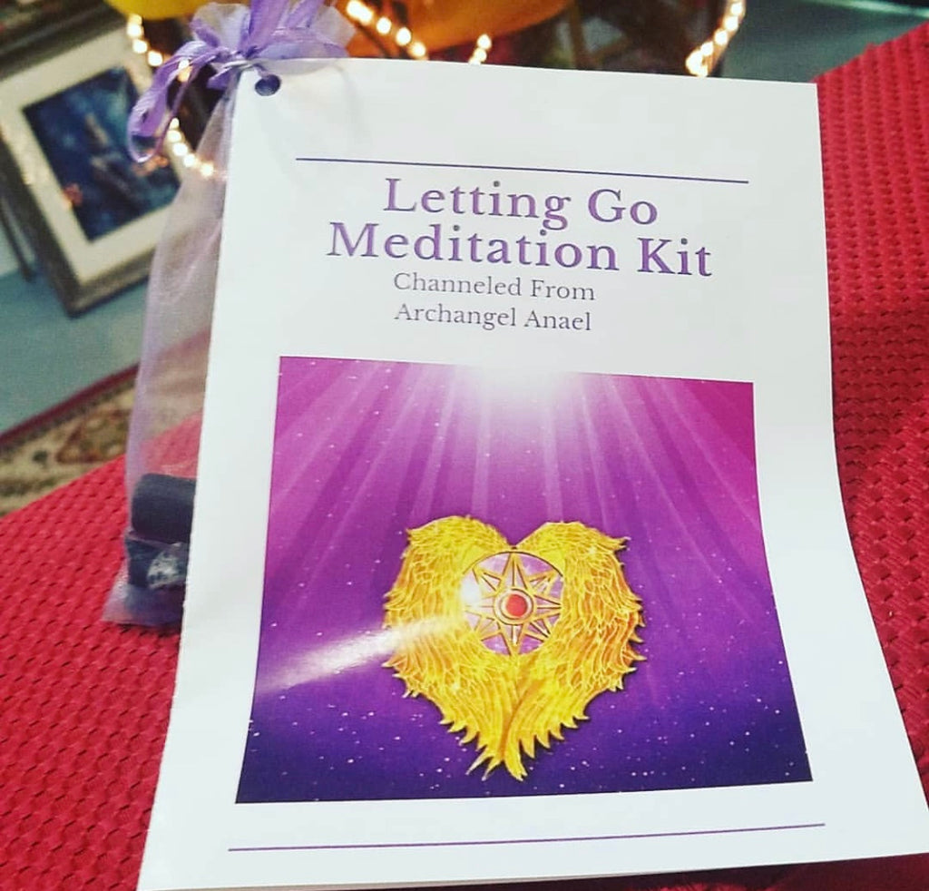 Letting Go Meditation Kit