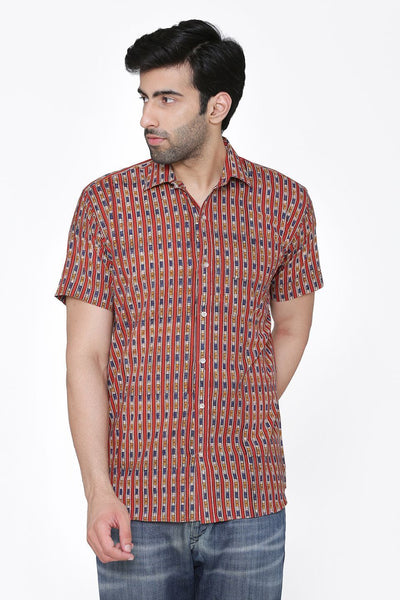 Jaipur 100%  Cotton multicolored Shirt