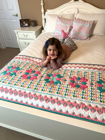 Reese and coverlet