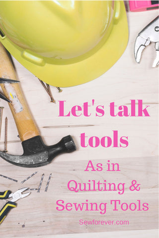 Let's talk tools