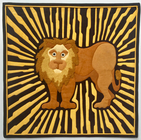 Lion King Challenge 2016 Cherrywood Fabrics