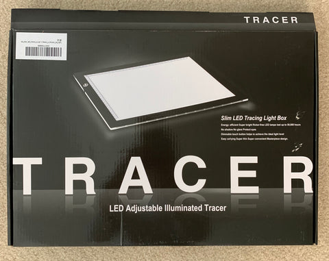 Tracer light box