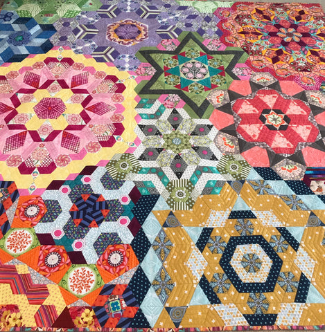 The New Hexagon Quilt
