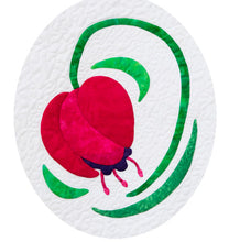 Sew Simple Innovative Appliqué Flower Quilt Pattern | Fuchsia