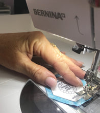 English Paper PIecing Made Modern sew by machine