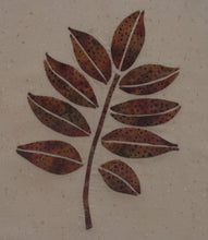 Walnut Leaf Quilt Pattern