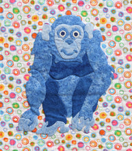 Innovative Appliqué Zoo Series Chimp