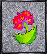 Marrianne Flower, Plant Your Own Garden, Innovative Appliqué