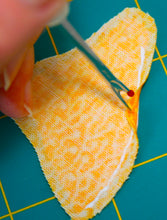 Heavy Weight Freezer Paper Sheets make great appliqué templates