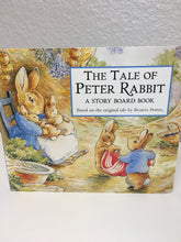 Load image into Gallery viewer, The Tale of Peter Rabbit board book