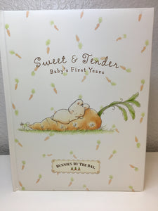 Sweet & Tender Baby Book