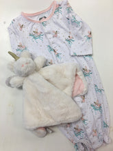 Load image into Gallery viewer, Unicorn Convertible Sleep Gown