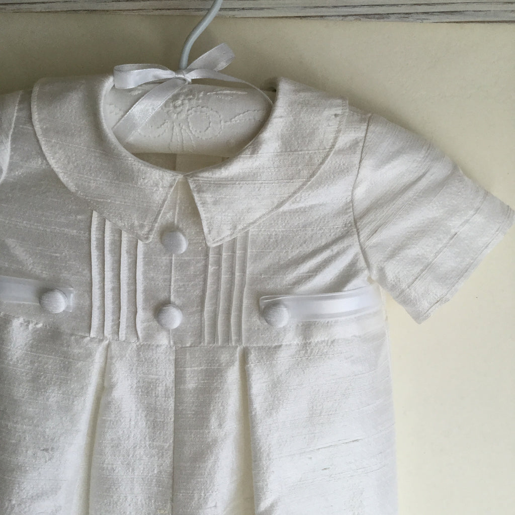 Boy's Silk Romper