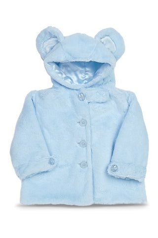Blue Bear Coat