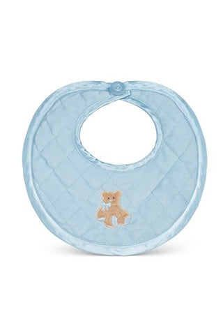 Blue Bear Bib
