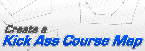 How to Create a Kick Ass Course Map for Your Autocross