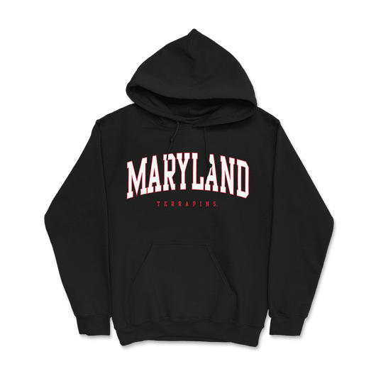 Maryland Patch Hoodie
