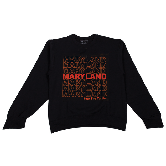 Carryout Crewneck (Black)
