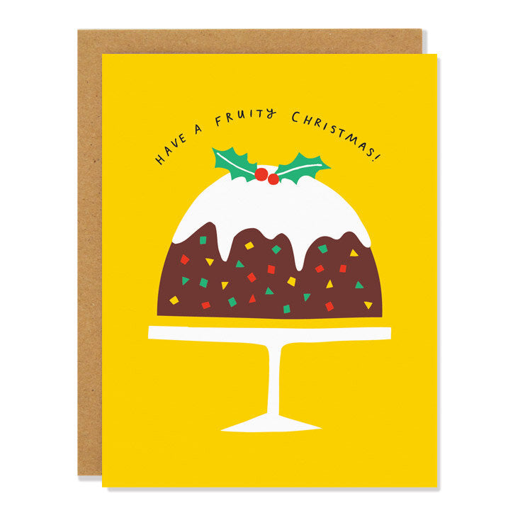 Card: Fruity Christmas