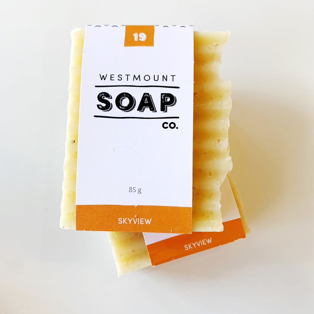 Westmount Soap Skyview - Westmount soap - available from Majesty and Friends