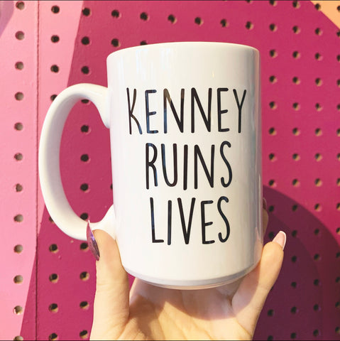 The Truth about Kenney Mug