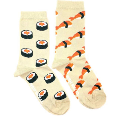 Friday Socks Sushi - Friday socks - available from Majesty and Friends