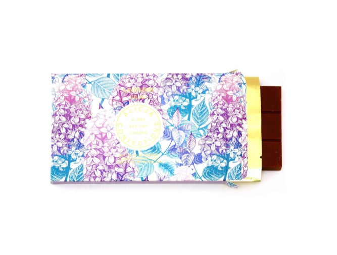 Lavender Lilac Milk Chocolate Bar