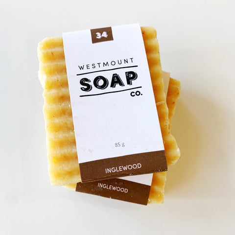 Westmount Soap Inglewood - Westmount soap - available from Majesty and Friends