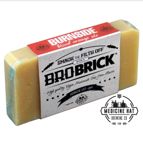 Brobrick Soap Burnside - Brobrick - available from Majesty and Friends
