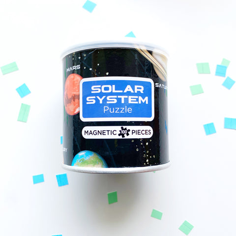 Space puzzle! - Geo toys - available from Majesty and Friends