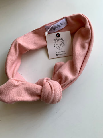 Hello littles headband