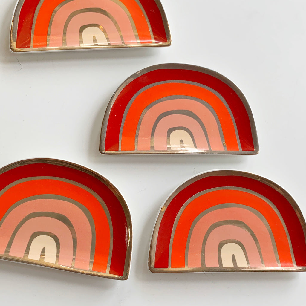Mini Ceramic dish - Danica - available from Majesty and Friends