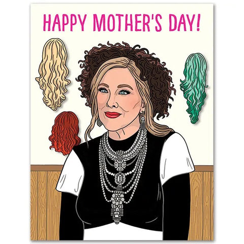 Card: Mothers Day starring Televisions Moira Rose