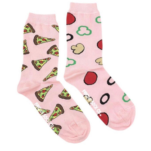 Friday Socks Pizza - Friday socks - available from Majesty and Friends