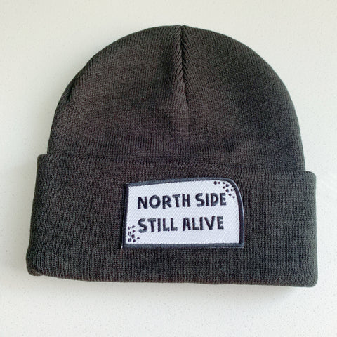 Northside Toque Black - Majesty and Friends - available from Majesty and Friends