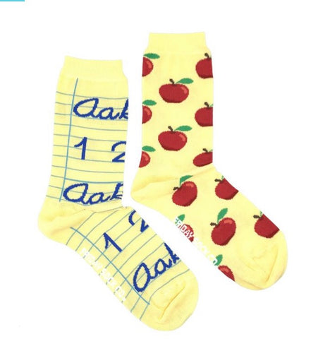 Friday Socks Teachers Pet - Friday socks - available from Majesty and Friends