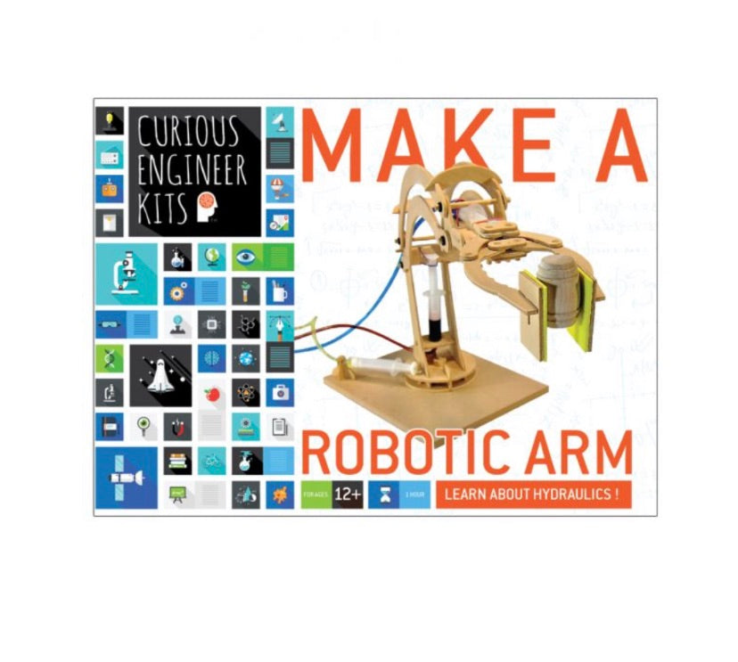 Build a Robot Arm! - Tate group - available from Majesty and Friends