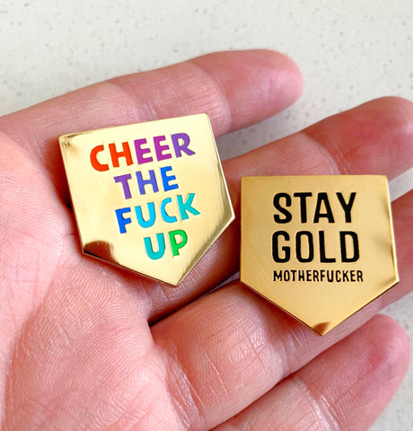 A little profanity pins!