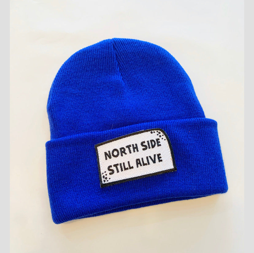 Northside Toque Royal Blue