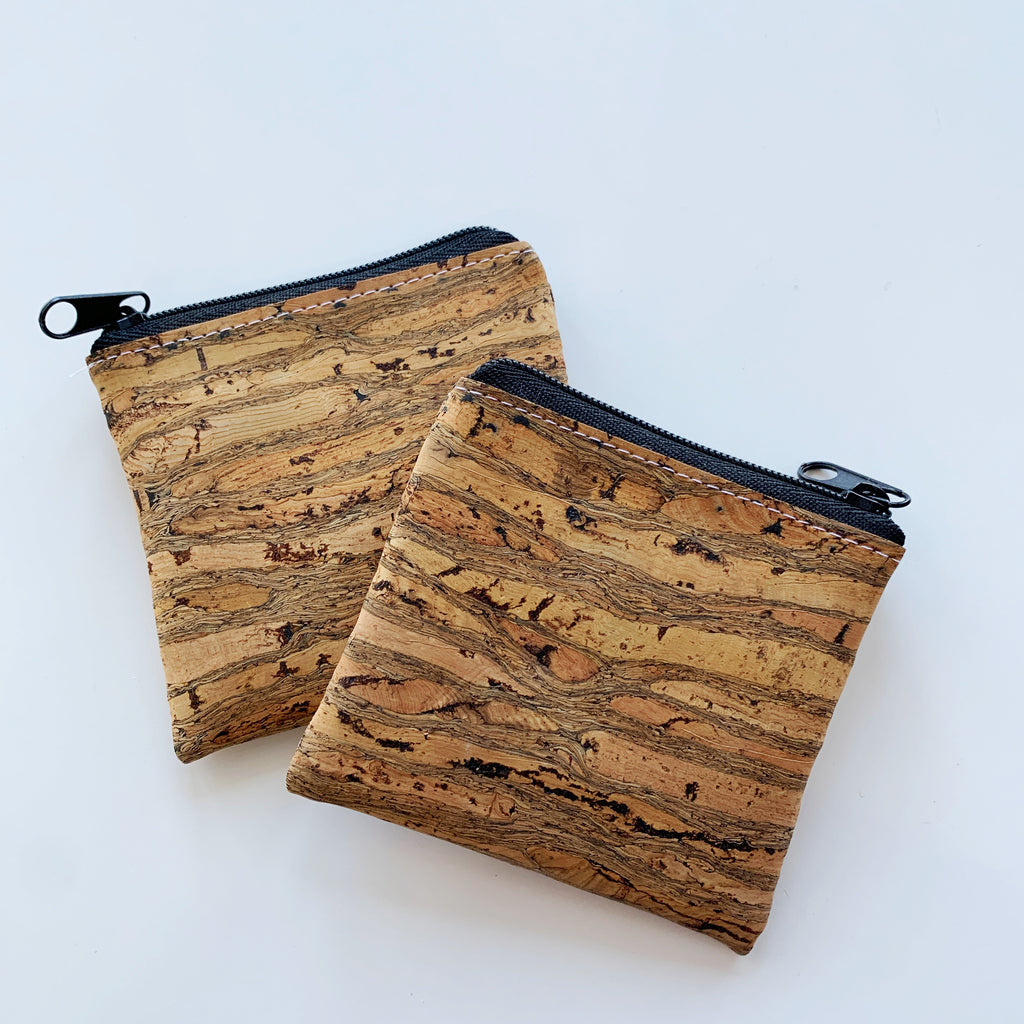 Cork Pouch - Majesty and Friends - available from Majesty and Friends