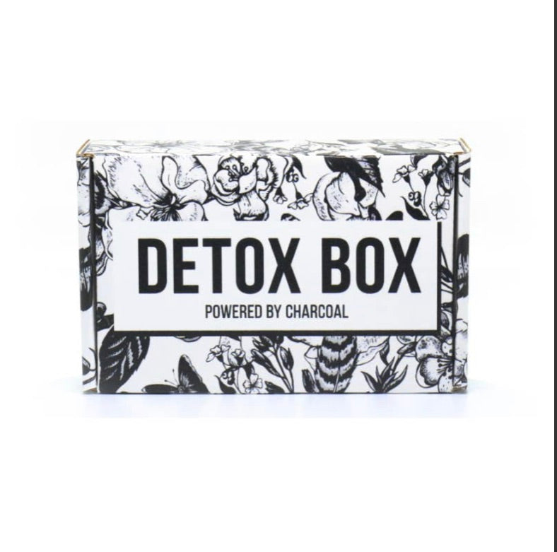 Peregrine Supply Detox Box! - Peregrine Supply Co - available from Majesty and Friends