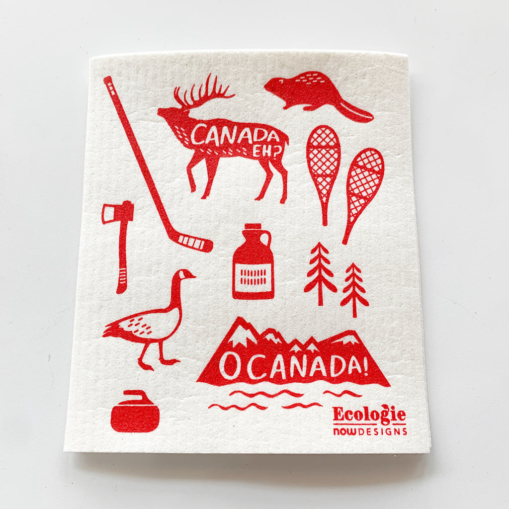 Canadian Swedish Cloth - Majesty and Friends - available from Majesty and Friends