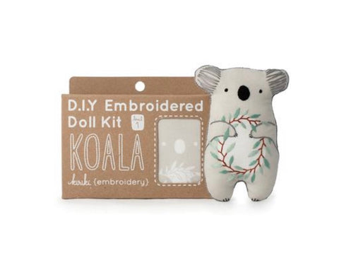 Embroider a Koala!