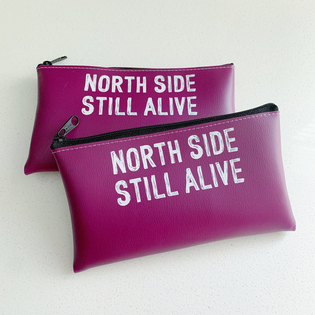 Northside Pouch - Majesty Industries - available from Majesty and Friends